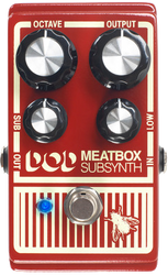 Digitech DOD Meatbox Sub Synth