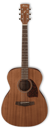 Ibanez PC12MHE Mahogany Acoustic/Electric Guitar