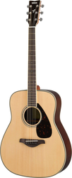 Yamaha FG830 NT Acoustic Guitar Natural