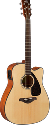 Yamaha FGX800C NT Acoustic/Electric Natural