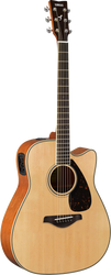 Yamaha FGX820C NT Acoustic/Electric Natural