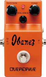 Ibanez OD850 Reissue Overdrive Pedal