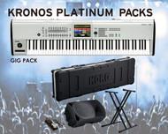 Korg Kronos 2 88 Platinum Gig Pack