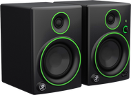 Mackie CR4BT Bluetooth Powered Studio Monitors, Pair