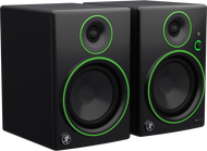 Mackie CR5BT Bluetooth Powered Studio Monitors, Pair