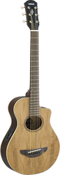 Yamaha APXT2EW Thinline Acoustic/Electric Guitar Exotic Wood Natural