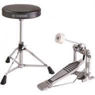 Yamaha FPDS2A Foot Pedal and Stool Pack