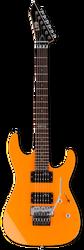 ESP LTD M-50FR Neon Orange with Floyd Rose
