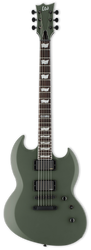 ESP LTD VIPER-401 Military Green Satin
