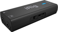 IK Multimedia iRig HD 2 Guitar Interface for iOS, Mac and PC