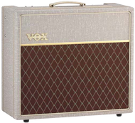 "Vox AC15HW1 Hand-Wired Greenback 15-watt 1x12"" Tube Combo"