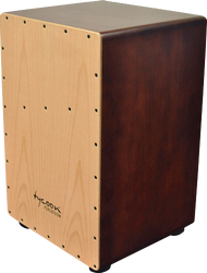 Tycoon Percussion TKDOHC-32 32 Series Double Overhead Chamber Cajon