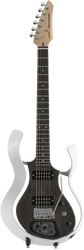 Vox Starstream Type 1 Frame White with Built-In Amp Head