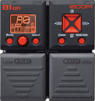 Zoom B1on Bass Effects Pedal