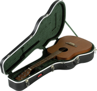 SKB 1SKB-8 Acoustic Dreadnought Economy Guitar Case