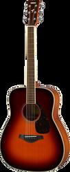 Yamaha FG820BS Acoustic Guitar Brown Sunburst (Ex-Demo)