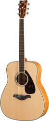 Yamaha FG840NT Acoustic Guitar Natural (Ex-Demo)