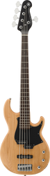 Yamaha BB235YNS Broad Bass 5-String Yellow Natural Satin
