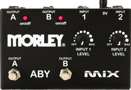 Morley ABY MIX Mixer/Combiner Pedal