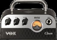 Vox MV50 Clean 50W Mini Guitar Amp Head