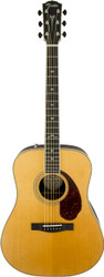 Fender Paramount DLX PM-1 Dreadnought Natural