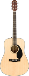 Fender CD-60S Dreadnought Natural