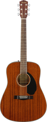 Fender CD-60S Dreadnought All-Mahogany