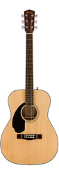Fender CC-60S LH Concert Natural Left-Handed