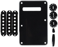 Fender Strat Accessory Kit - Black