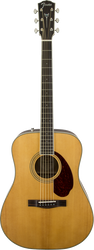 Fender Paramount PM-1 Standard Dreadnought Natural with Case