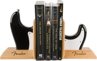 Fender Bookends Fender Stratocaster Black