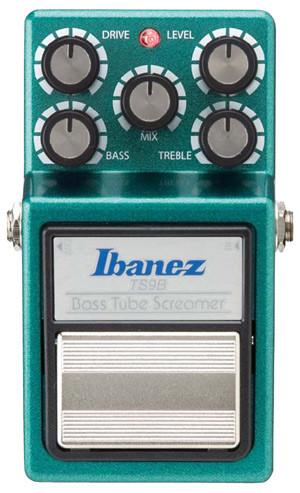 Ibanez Bass Tube Screamer Pedal