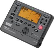 Korg Chromatic Tuner Metronome with Recorder -Black (KO-TMR50BK)