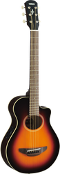 Yamaha APX-T2 OVS Compact Acoustic/Electric Old Violin Burst