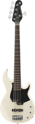 Yamaha BB235VW Broad Bass 5-String Vintage White
