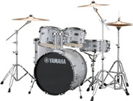 Yamaha Rydeen Fusion Drum Kit Silver Glitter