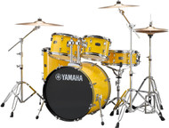 Yamaha Rydeen Fusion Drum Kit Mellow Yellow