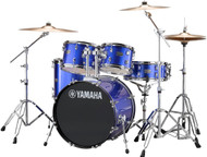 Yamaha Rydeen Euro Drum Kit Fine Blue