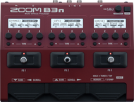 Zoom B3n Bass Multi-Effects Pedal