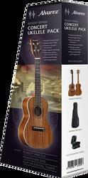 Alvarez RU90CP Concert Ukulele Pack