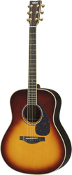 Yamaha LL6 BS ARE Acoustic/Electric Guitar Brown Sunburst