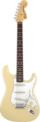 Fender Yngwie Malmsteen Signature Stratocaster RW Vintage White
