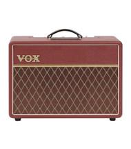 Vox AC10C1 Valve Amp Maroon Bronco