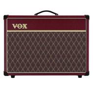 VOX AC15C1 Valve Amplifier Limited Edition Maroon Bronco