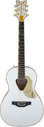 Gretsch G5021WPE Rancher Penguin Parlour Acoustic/Electric White