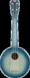 Gretsch G9101 NYC Camp Ukulele Blue Sunburst