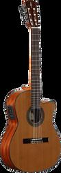 Alvarez AC65HCE Artist 65 Series Classical/Electric Cedar Mahogany