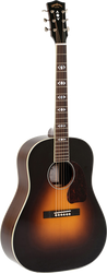 Sigma JR-SR Advanced Jumbo Acoustic/Electric Spruce Rosewood