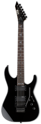 ESP LTD KH-202 Kirk Hammett Signature Black