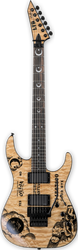 ESP LTD Ouija Kirk Hammett Limited Edition Natural